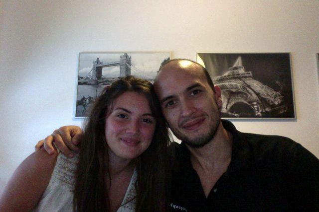 Victor y Cristina