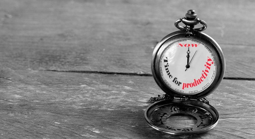 Consejos Productividad Bloggers