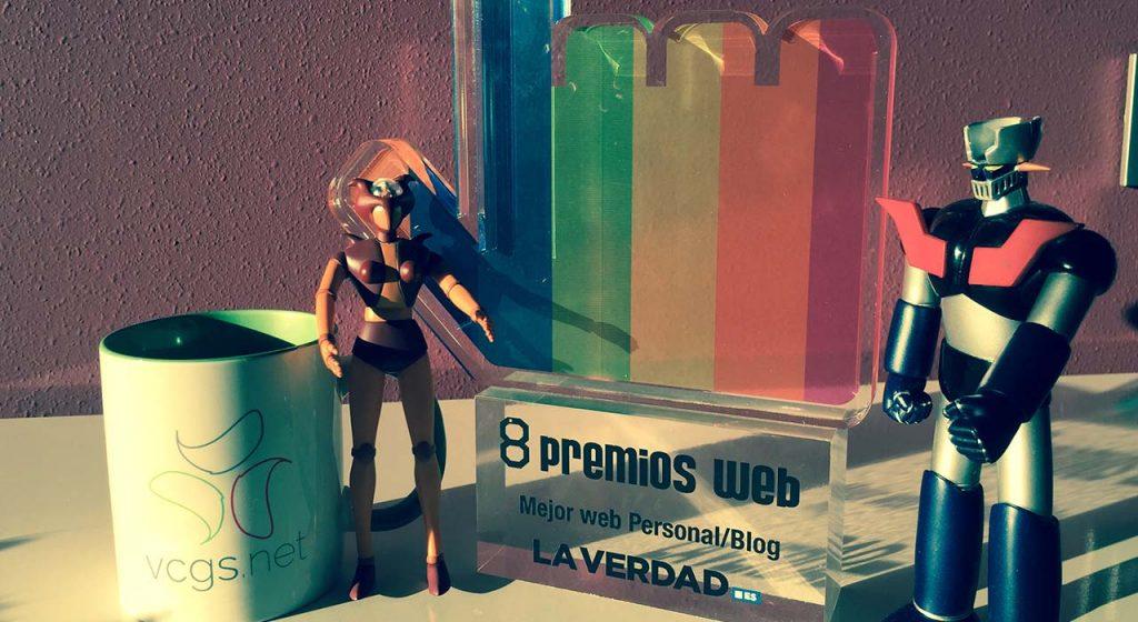 Premios Web La Verdad 2016