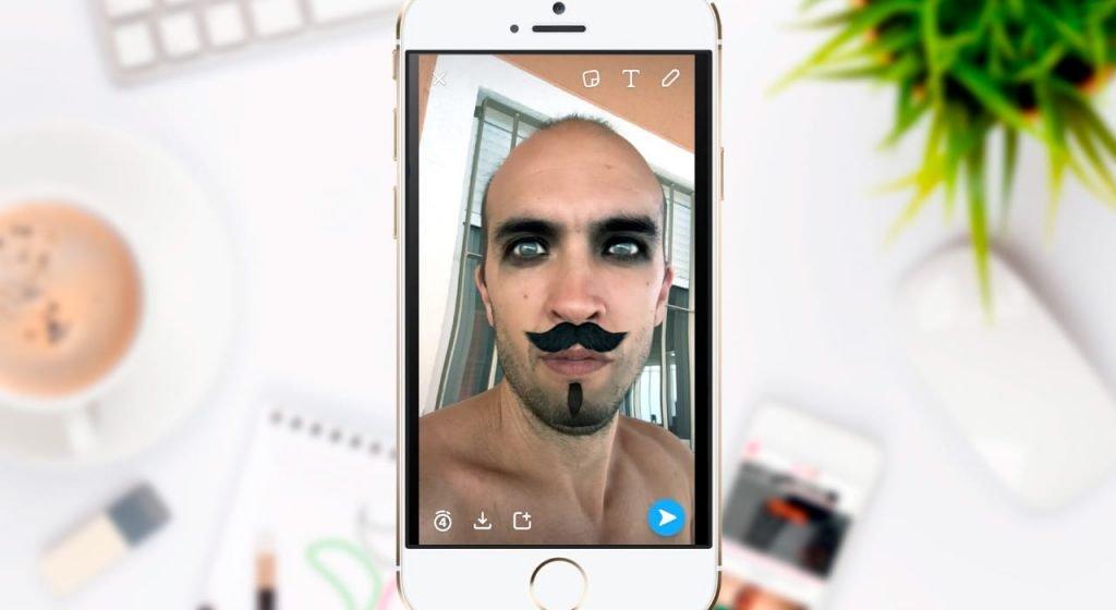 Captura Snapchat Vicampuzano