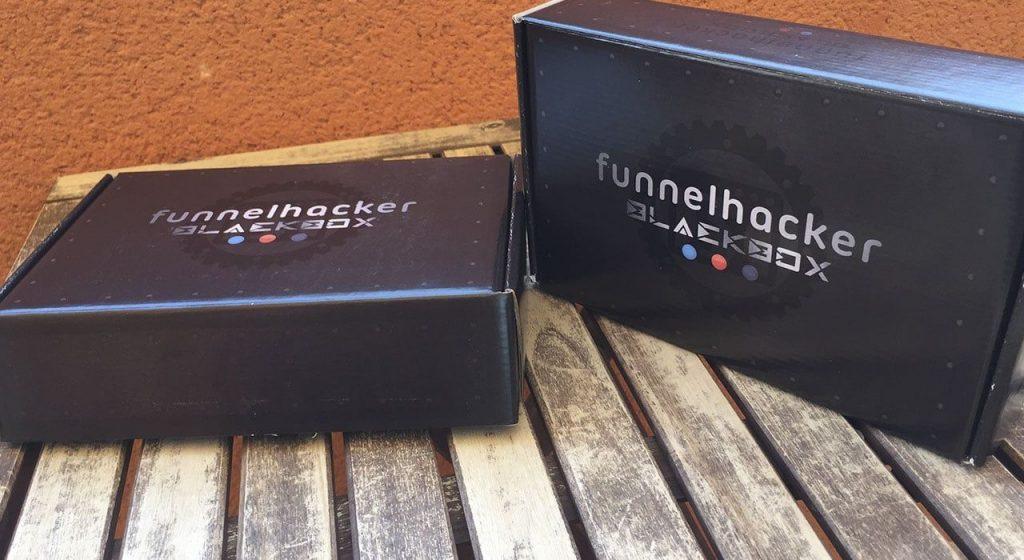 Tengo 2 funnels hackers blackbox