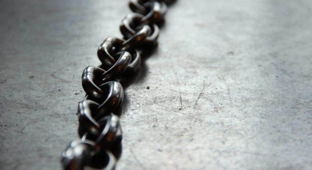 cadena para la versión encadenada